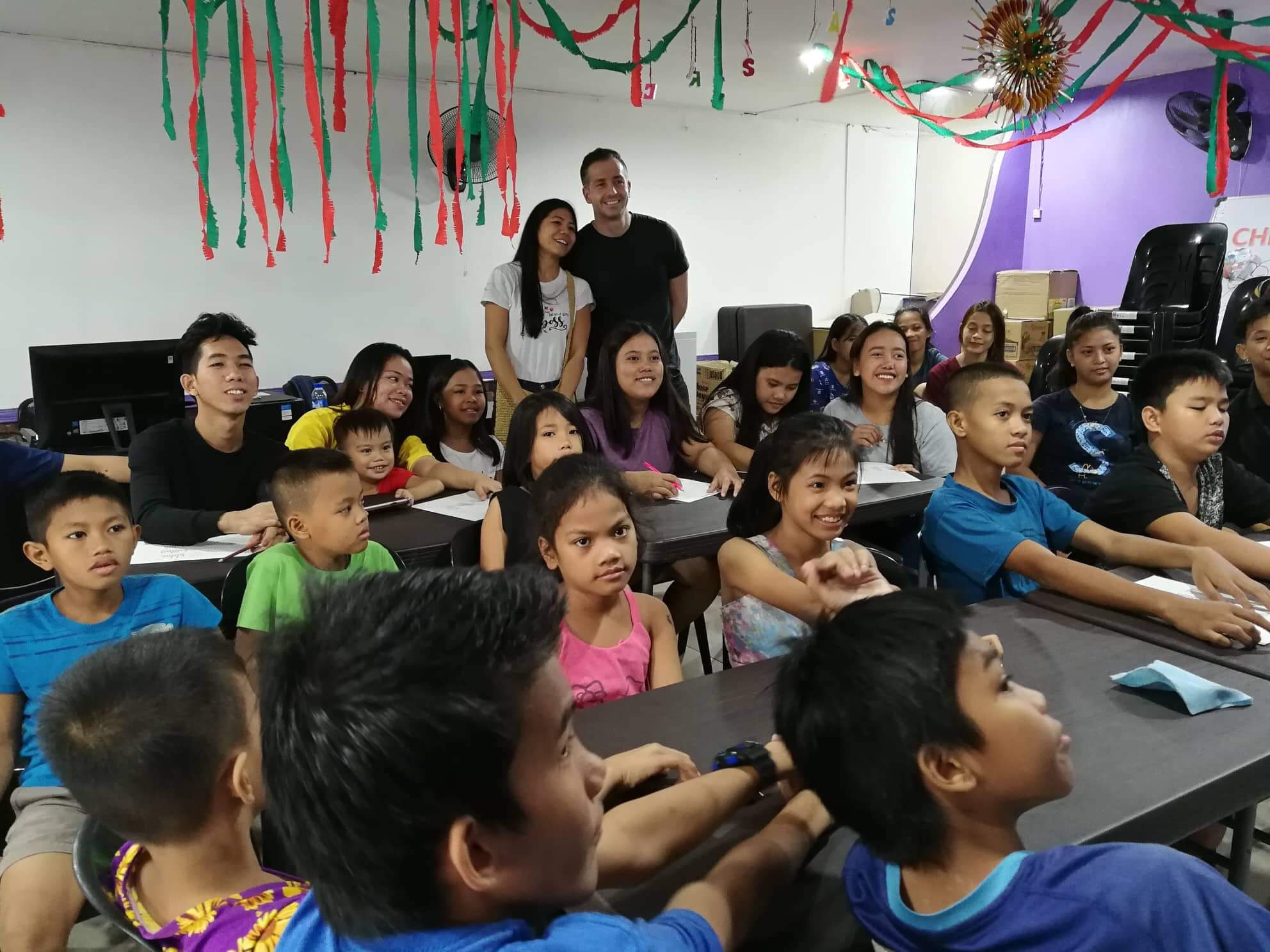Tondo Educational  Facility  Expansion - would you like to take the initiative?