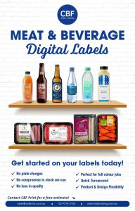 Meat and Beverage Labels